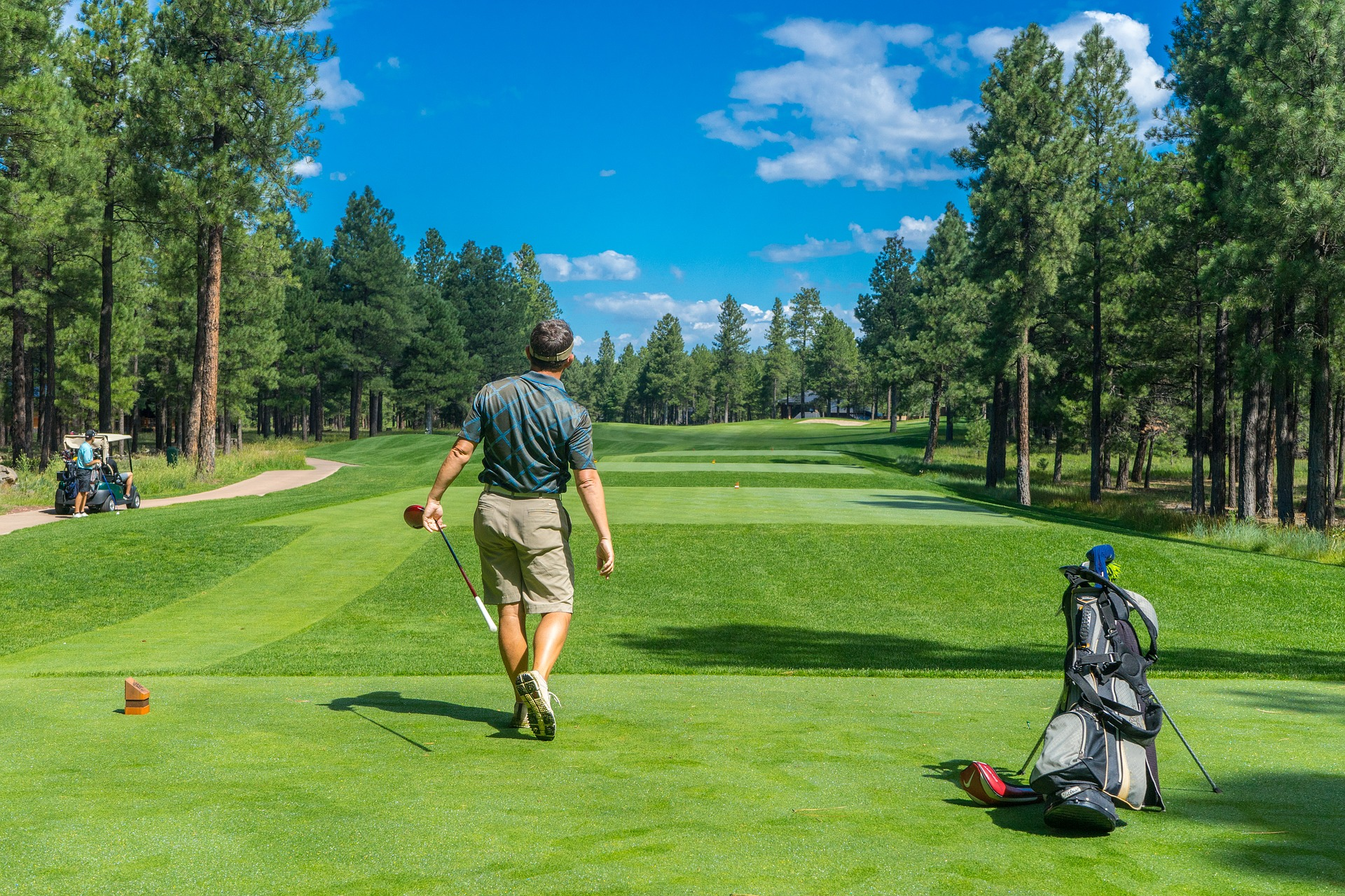 how to play better golf