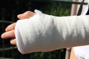 golf hand injury